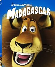 Madagascar Blu-Ray DVD Digital NEW