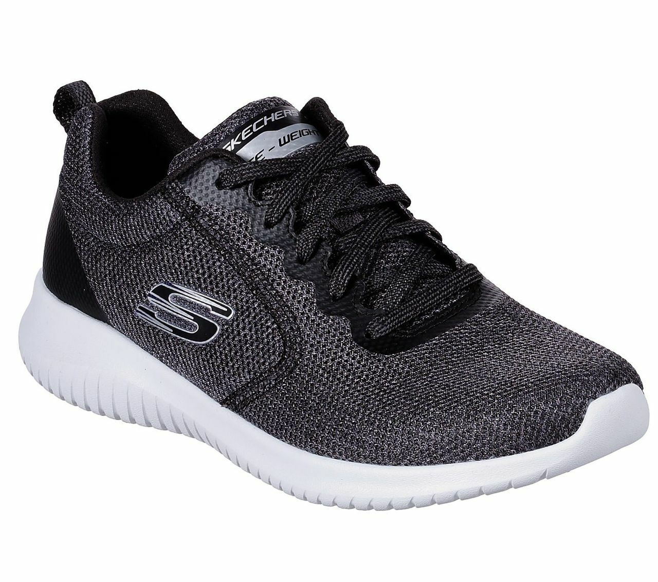Skechers Sport Wouomo Ultra Flex semplicemente Free Scarpe Da Ginnastica scarpe da ginnastica Nero