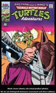 Teenage-Mutant-Ninja-Turtles-Adventures-2nd-Series-36-VF-Newsstand-Edition