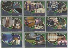 "Star Trek Enterprise S1 - ""22nd Century Technology"" Set of 9 Chase Cards T1-T9"