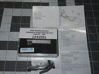 Pfaff Sewing Machine Hobbylock Serger Shirring Foot 340533 / 780 (4235)