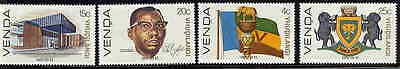 1979 FIRST STAMPS ISSUED BY VENDA - ELEPHANTS MINT COMPLETE SET OF 4 STAMPS!