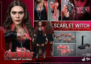 1//6 Scale Hot Toys MMS301 Avengers Ultron's heart Scarlet Witch AOU