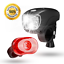 SAMLITE Best Brightest LED Bike Light Set for Kids /& Adults Super Bright Free