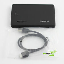"ORICO USB 3.0 SATA External 2.5"" HDD SSD Hard Drive Enclosure Disk Case 2599US3"