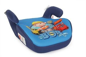 Image Is Loading Child Booster Seats LION KING BOB THE BUILDER