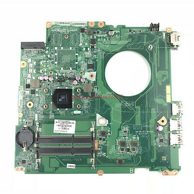 809987-001 812903-501 Laptop motherboard  hp pavilion 17-F A6-6310 DAY22AMB6E0
