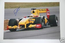 Jerome d'Ambrosio 20x30cm Foto signed Autogramm / Autograph in Person #