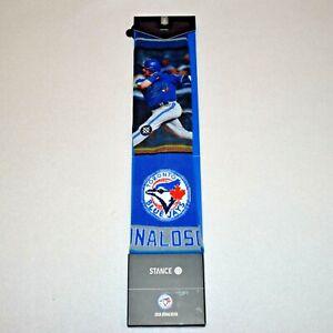 more photos 5e125 137d0 Image is loading Stance-MLB-Josh-Donaldson-Toronto-Blue-Jays-Socks-