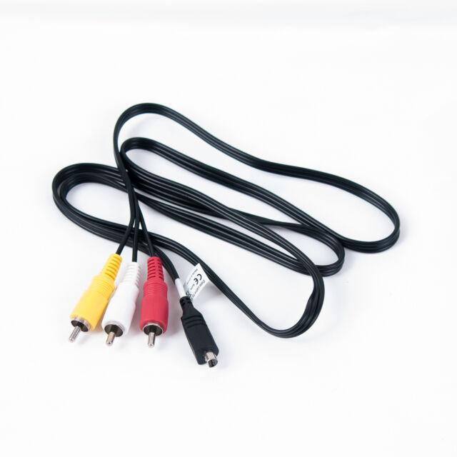 Audio/Video - Kabel für Sony DCR-HC27E