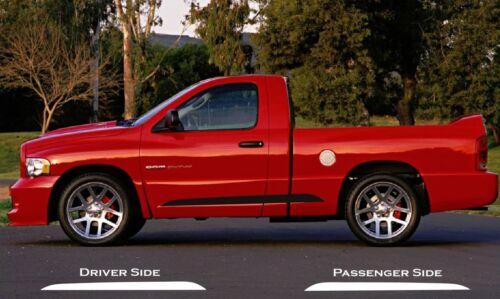 Dodge Ram 1500 SRT-10  Insert Graphics Side Stripe Decal Hemi 3M Vinyl