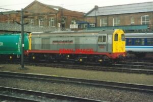 PHOTO-1994-DONCASTER-MORE-PRIVATE-EQUIPMENT-ON-BR-METALSCLASS-20903-ON-THE-CHIP