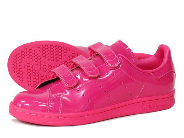 Adidas X Stan Smith Rosa Tenis Zapatos Charol Charol Zapatos S7519 (9) Envío Gratuito 66fe16