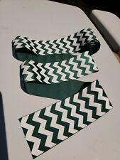 "5 yards 1 1//2/"" FOOTBALL LACES GROSGRAIN RIBBON 4 HAIRBOW BOWS BELTS CHEER"