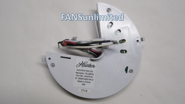 87075 01 Hunter Ceiling Fan Genuine Replacement Receiver
