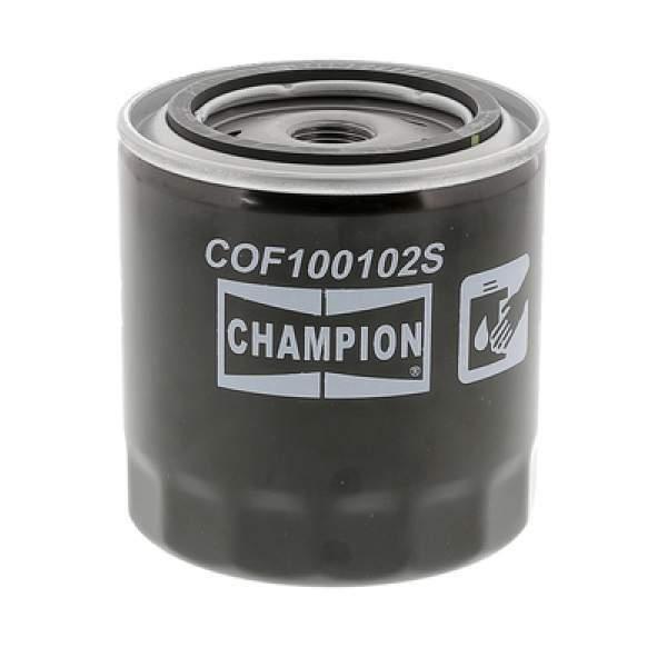 Ölfilter Motorölfilter Öl-Filter CHAMPION (COF100102S)