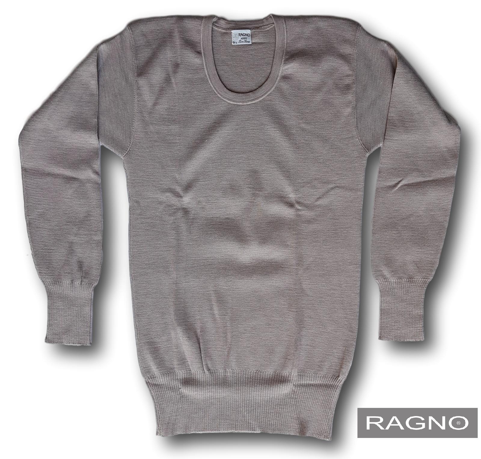 Maglia Uomo Slim Fit Girocollo ENNA Maglioncino FERRUCCI 100/% Cotone Italy
