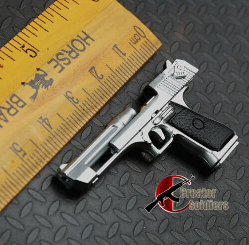 "1//6 Scale onesixth Desert Eagle Gun Mode For 12"" Action Figure Weapons"