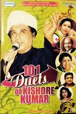 101 Duets Of Kishore Kumar - 101 Bollywood Songs DVD, 101 Songs In 3 DVD Set