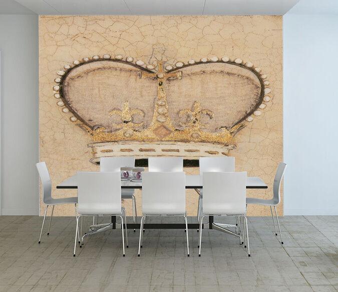 3D Eine riesige krone 278 Fototapeten Wandbild Fototapete BildTapete Familie DE
