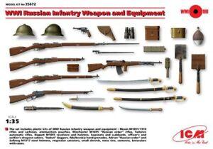 Icm-1-35-WWI-Russische-Infanterie-Waffe-und-Ausruestung-35672