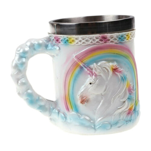 Unique Party Cups Colorful Resin Skull Heads Travel Drinking Mugs Beer Glass