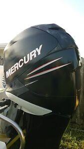 Mercury VERADO outboard decal set 150 hp, complete kit  Marine Vinyl