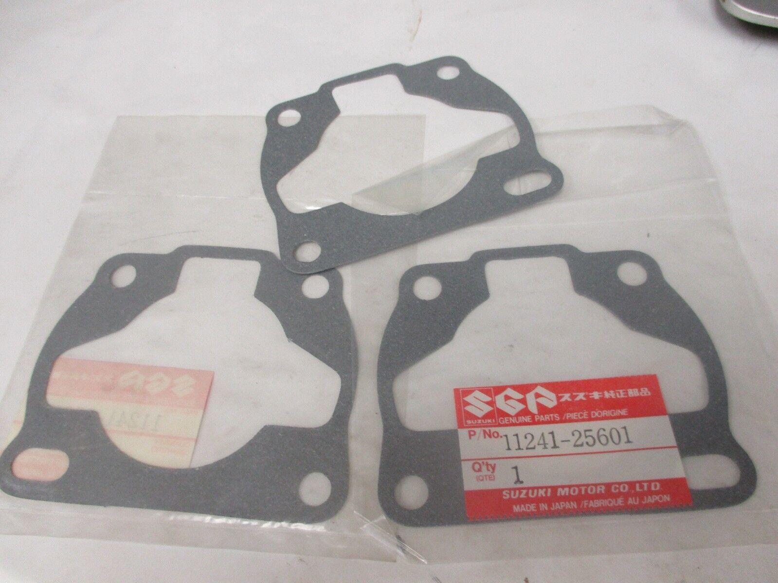 NOS SUZUKI TS100 CYLINDER GASKET # 11241-25601