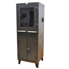 Strong Hold 26 Cc 242 Rk Industrial Computer Cabinet 26w X 24d X 66 2 Shelves