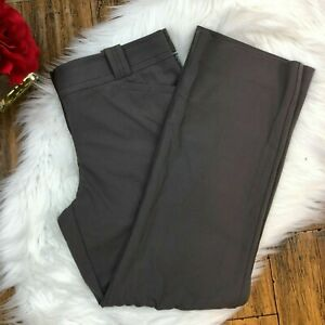 """The Limited Women's Brown """"Cassidy"""" Fit Work Career Dress Pants Size 6"""