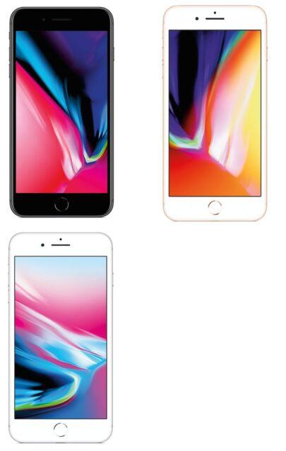Apple iPhone 8 Smartphone 64GB spacegrau silber rot gold verschiedene Zustände