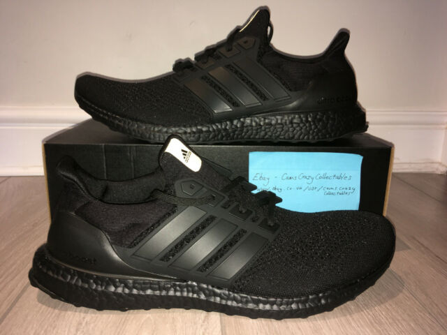 Adidas Ultra Boost 1.0 Triple Black for