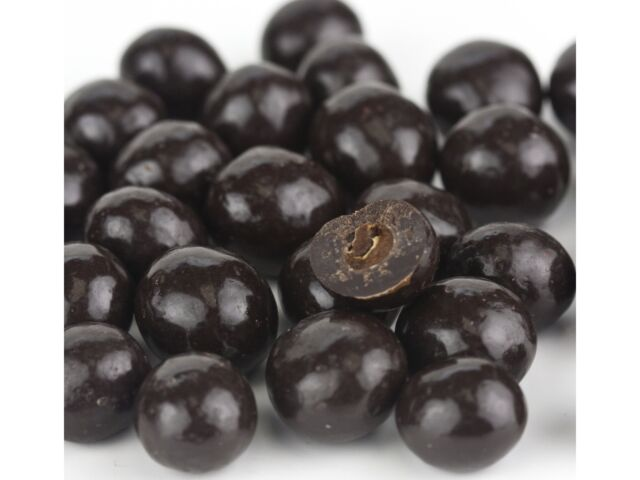 Dark Chocolate Espresso Beans - Pick a Size! - Free Expedited Shipping