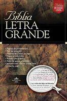 Biblia Letra Grande (spanish Edition) on sale