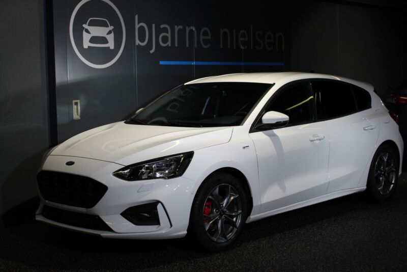 Ford Focus 1,0 EcoBoost mHEV ST-Line X
