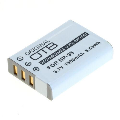 OTB Batería Para Fuji NP-95