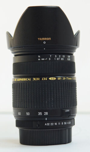 1 of 1 - # Tamron SP 28-75mm f/2.8 AF XR IF Di LD Lens for Pentax
