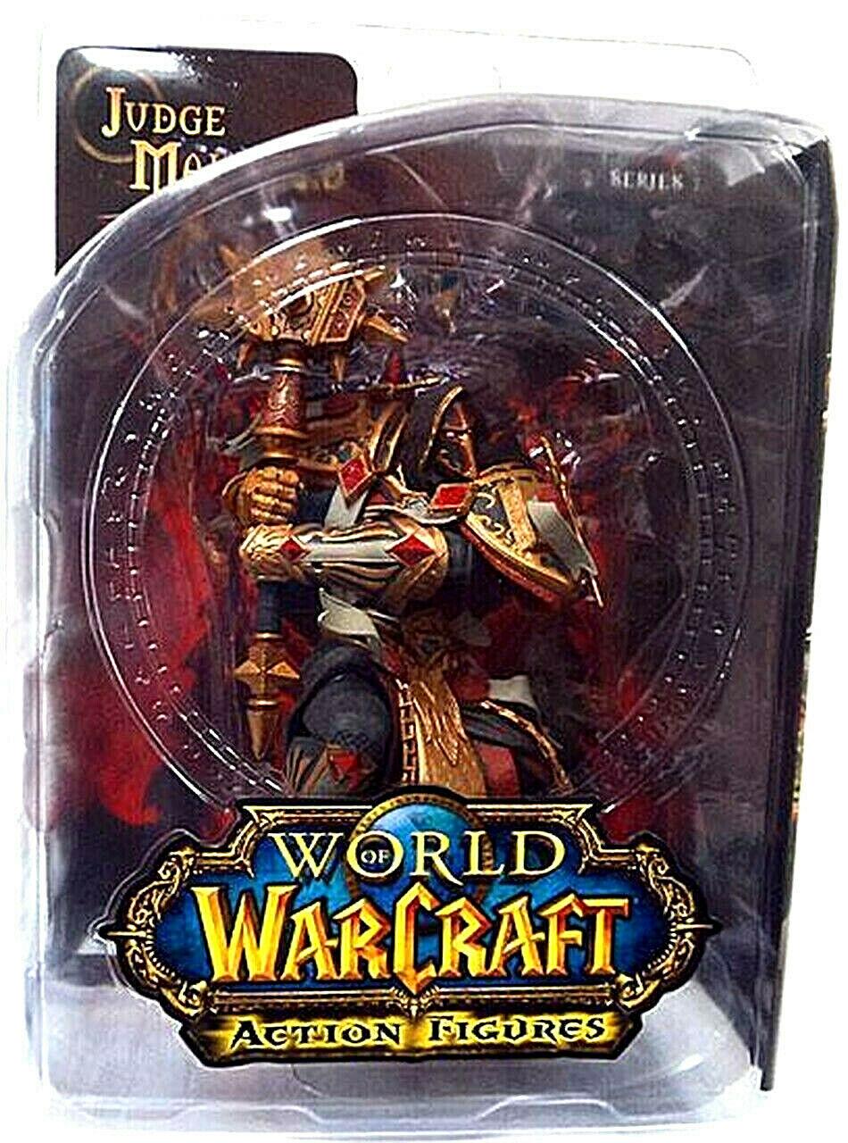 World Of Warcraft S7 Human Paladin Figur PVC 17cm Dc Direct