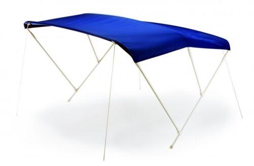 Bimini Sonnensegel blau navy B180 x L180 x H110 suntop Biminitop NEU 5353