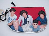 1d One Direction Coin Purse Money Bag Change Purse Harry Liam Louis Zayn Niall