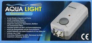 Aqua-Light-Ozonisator-ET-25-mg-h-fur-Suswasser-u-Meerwasser