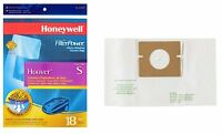 18 Hoover Type S Micro-filtration Canister Vacuum Bags