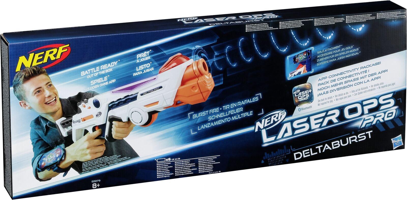 Nerf Laser Ops DeltaBurst  | Kostengünstiger