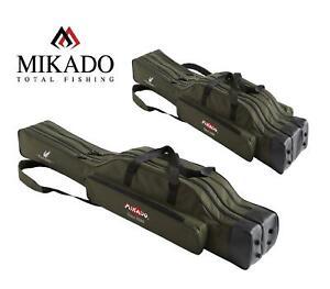 Mikado Rutenfutteral Allround Angeltasche 3 Längen 160-205cm Rutentasche
