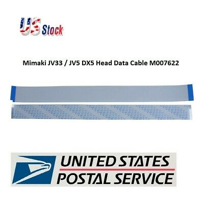 E300775 4pcs Mimaki JV33//JV5 DX5 Head Data Cable M007622
