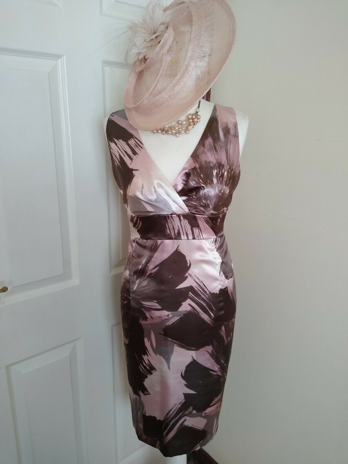 MOTHER OF THE BRIDE/SPECIAL OCCASION DRESS SIZE 16