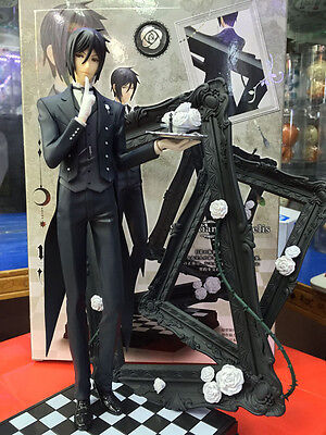 Kuroshitsuji Black Butler (Sebastian Michaelis) Anime Manga Figuren H.25cm Neu