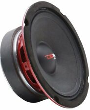 "2 NEW DS18 PRO-GM6SE 6.5/"" Midrange Speakers 760 Watt 8 Ohm Sealed Back Mid Range"