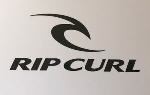 rip curl sticker//decal Surfing