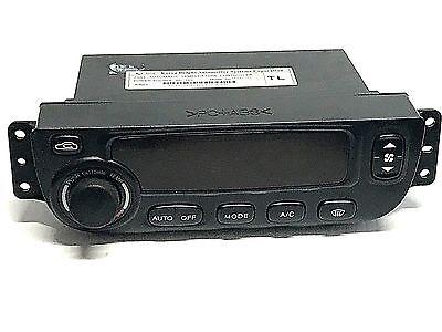 05 06 Suzuki Verona AC Heater Climate Control Unit Switch OEM